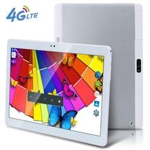 Envío Libre de DHL 10 Pulgadas Tablet PC 3G 4G Lte Octa Core 4 GB RAM 32 ROM Dual SIM 8.0MP del Androide 6.0 GPS 1920*1200 HD IPS de $ number MEGAPÍXELES Cam