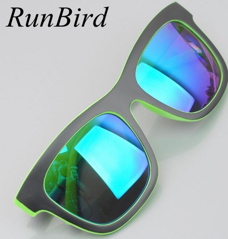 2019 Nuevo Doble Color Remaches Gafas de Sol Mujeres Hombres Revestimiento Muy Fresco Gafas de Sol de Estilo Masculino Gafas Gafas de Sol R097