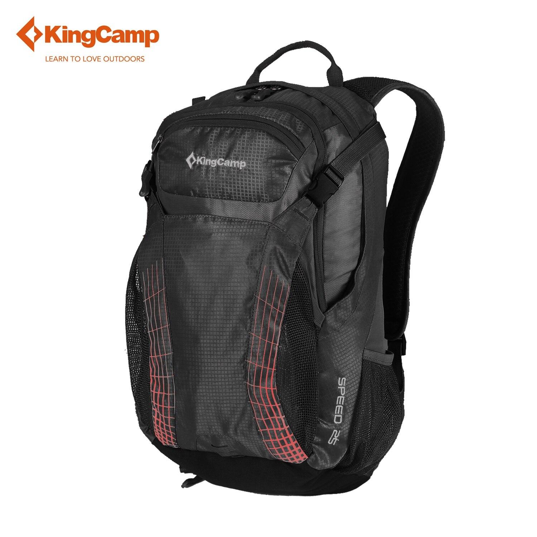 KingCamp Camping En Plein Air Sac 25L Randonnée Sac À Dos Escalade Sac Sangle Réglable Ceinture Sac À Dos pour le Camping Voyage Trois Couleurs