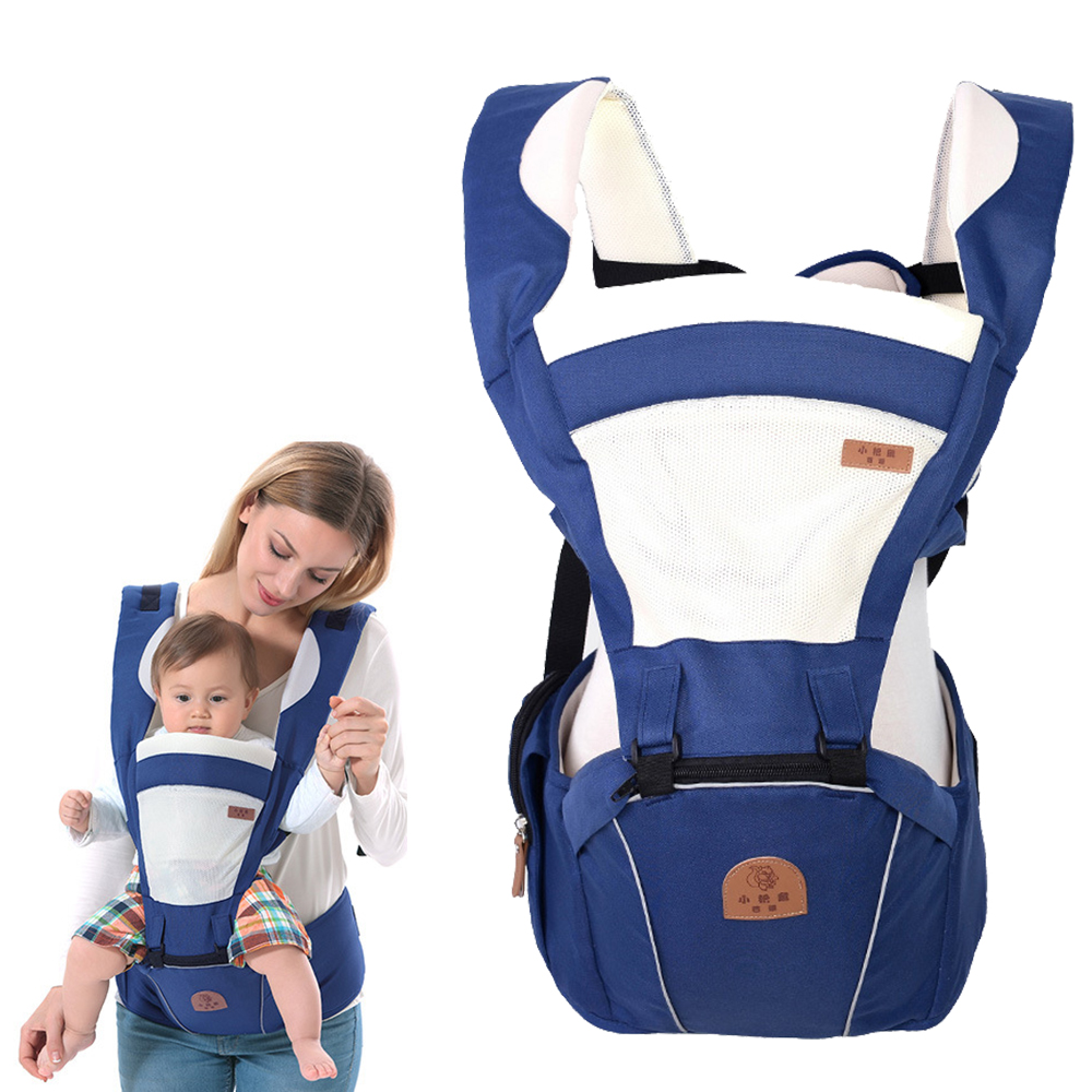 Backpacks & Carriers Activity & Gear Reasonable 2019 New Design Breathable Baby Carrier 0-36m Front Facing Baby Kangarro Face To Face Baby Backpack Hipseat Baby Sling