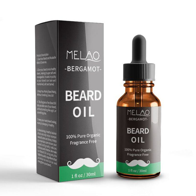 30ml Beard Oil for Men Conditioner Softener Beards Care Facial Grooming 998 1