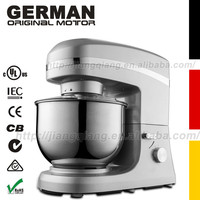 German Technology Series KP26M 6 Speed Professional Stand Mixer 5 L Silver