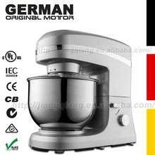 Alman teknolojisi Serisi KP26M 6-Speed Profesyonel Standı Mikser, 5 L, gümüş