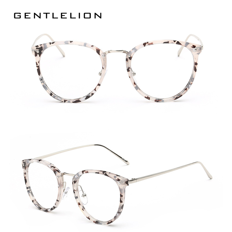 7c8963dae1 Vintage Oversized Round Glasses Frame For Women Men Eyeglasses Frames Men  Clear Fake Glasses Eyewear Oculos Optical Frame 8128