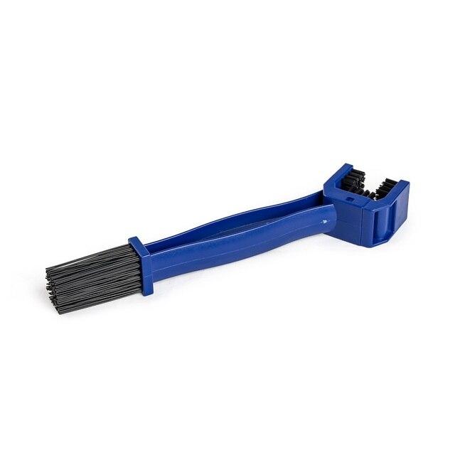 Motorcycle Chain Gear Dirt Clean Brush For Kawasaki Z650 Z750 Z800 Z900 Z1000 Versys 650 1000 Z250 Z300 HP2 2