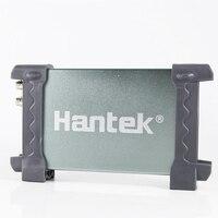 Hantek 6074BC осциллограф PC USB 4 цифровых каналов 70 МГц полоса пропускания 1GSa/s 2 мВ 10 В/деление, Входная чувствительность прямые продажи с фабрики