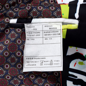 Image 4 - Pyjtrl Gloednieuwe Tij Mens Fashion Print Blazer Ontwerp Plus Size Hip Hot Casual Mannelijke Slim Fit Jasje Zanger kostuum