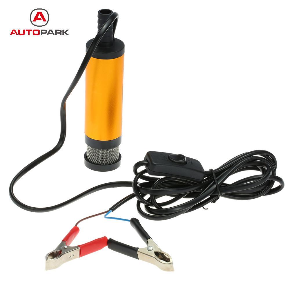Oil Diesel Fuel Water Pump 12v Transfer Pump For Car