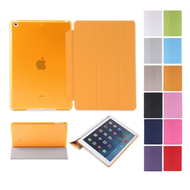 original quality Smart cover case for ipad mini 2 3 Retina Case original flip pu leather