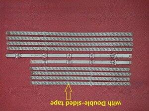 Image 3 - 10ピース/セットledバックlg i番目ストリップlg 49LB550V 49LB561V 49LB570V 49LB580V 49LB585V 49LB5610 49LB5800 49LB580N 49LB5700 49LF5610