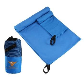 2pc/set Outdoor Sports Quick-Dry Bath Set Towel Microfiber Non Slip Towel for Bath Gym Camping Yoga Mat Beach Towel Blanket 3