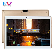 10 inch 3G Lte Tablet PC Octa Core 4GB RAM 64GB ROM 1280*800 IPS Dual Cameras GPS 5.0MP Android 5.1 Tablet 10.1 inch+Gifts
