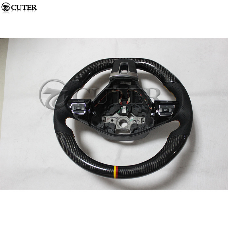 CC руль из углеродного волокна для Volkswagen Passat CC body kit 09 15