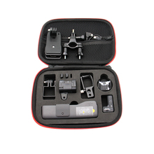 DJI OSMO جيب Gimbal اكسسوارات المحمولة حقيبة حمل صغيرة إيفا صندوق حقيبة التخزين OSMO جيب يده Gimbal حقيبة