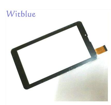 Witblue New For 7 Digma Plane 7546S 3G PS7158PG Tablet Touch Screen Panel Digitizer Glass Sensor Replacement witblue new for 10 1 dexp ursus kx350 tablet touch screen panel digitizer glass sensor replacement free shipping