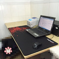 Red XL Large Size 900*400*3MM Ultralarge Razer Goliathus Mantis Mouse Pad Gaming Mat Speed Edit