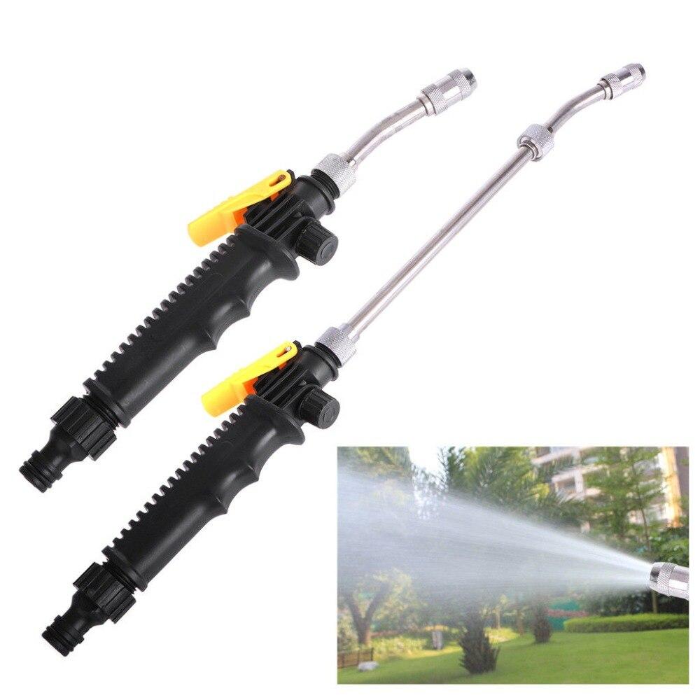 High Pressure Power Water Gun Car Washer Water Jet Garden Washer Hose Gun Nozzle Sprayer Watering Spray Sprinkler Cleaning Tool