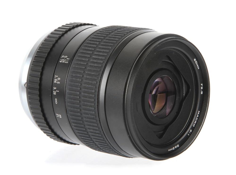 60mm f/2.8 2:1 2X Super Macro Manual Focus Lens for for Pentax PK Mount Camera DSLR