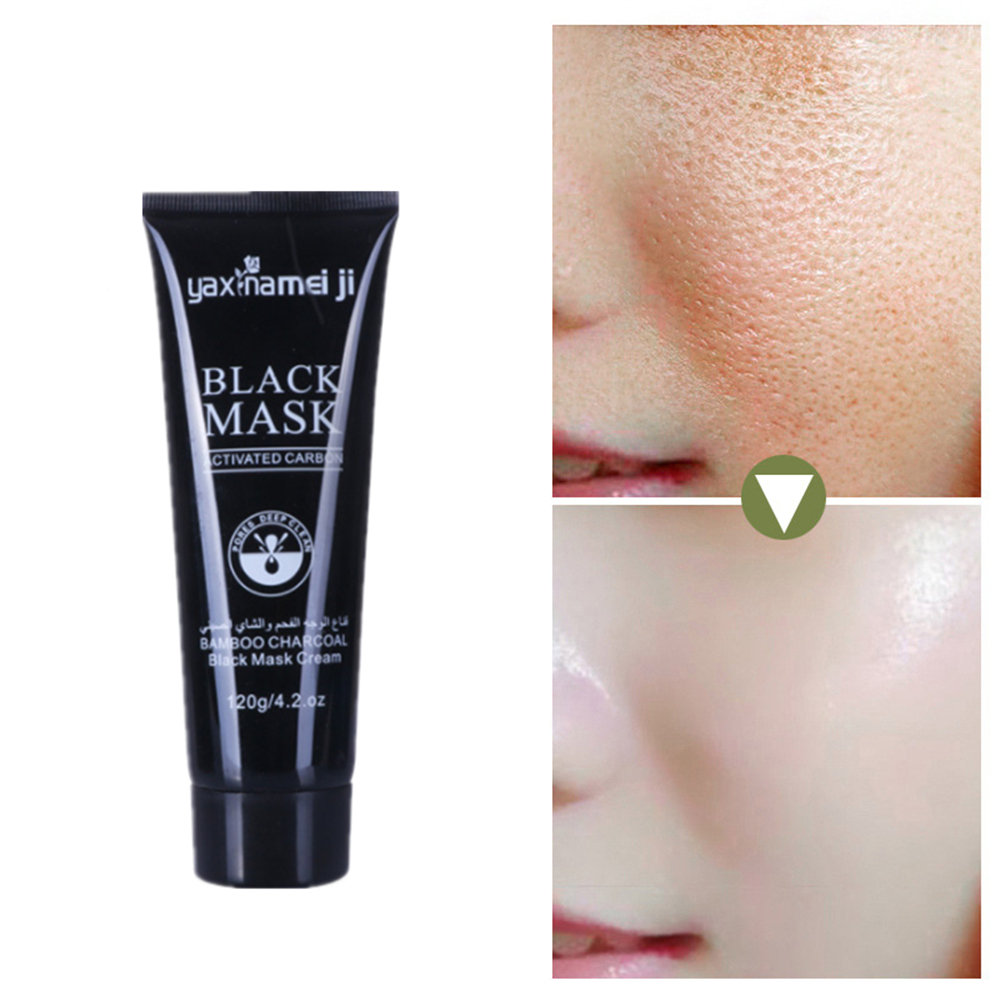 Cheapest Blackhead Remover Mask Purifying Nose Blackhead Remover Peel Off Black Head Acne Treatments Peel Mask Face MM-18 image