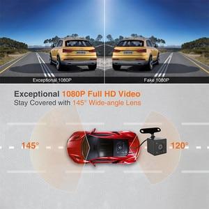 "Image 5 - ThiEYE Safeel 3/3R DVR Dash Camera Russian Version 145 Degree Vehicle Camera Real 1080P Dash cam G sensor 2.45"" Rear View Camera"