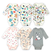 Baby Bodysuit Girl Clothes O-neck Baby d