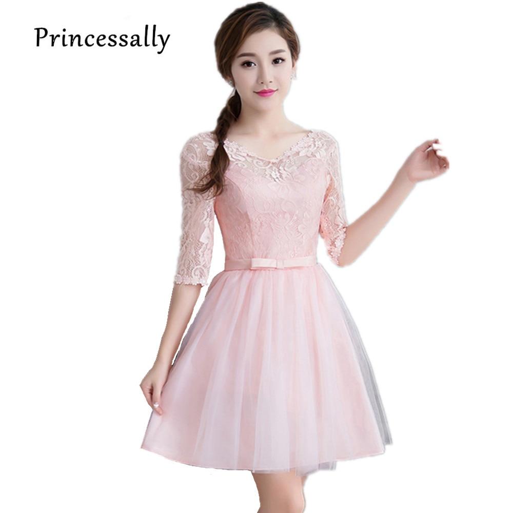 Popular bridesmaid dresses champagne color lace buy cheap bridesmaid dresses champagne color lace ombrellifo Gallery