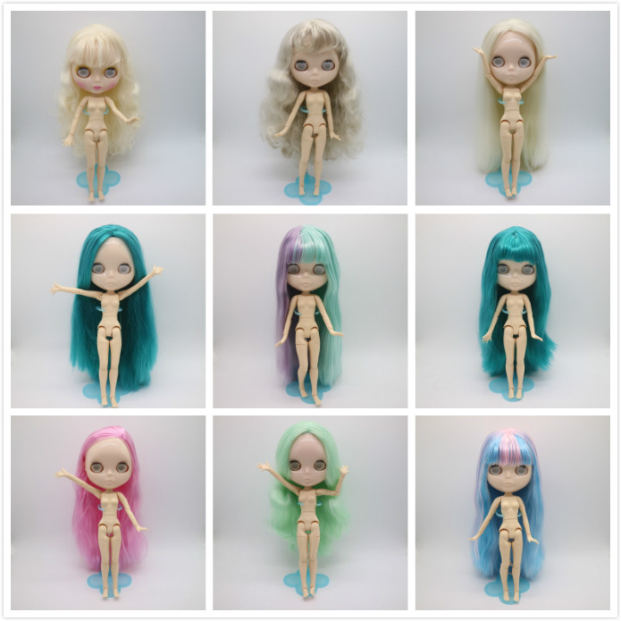 Promotion Blyth doll in joint body NO eye chips selling