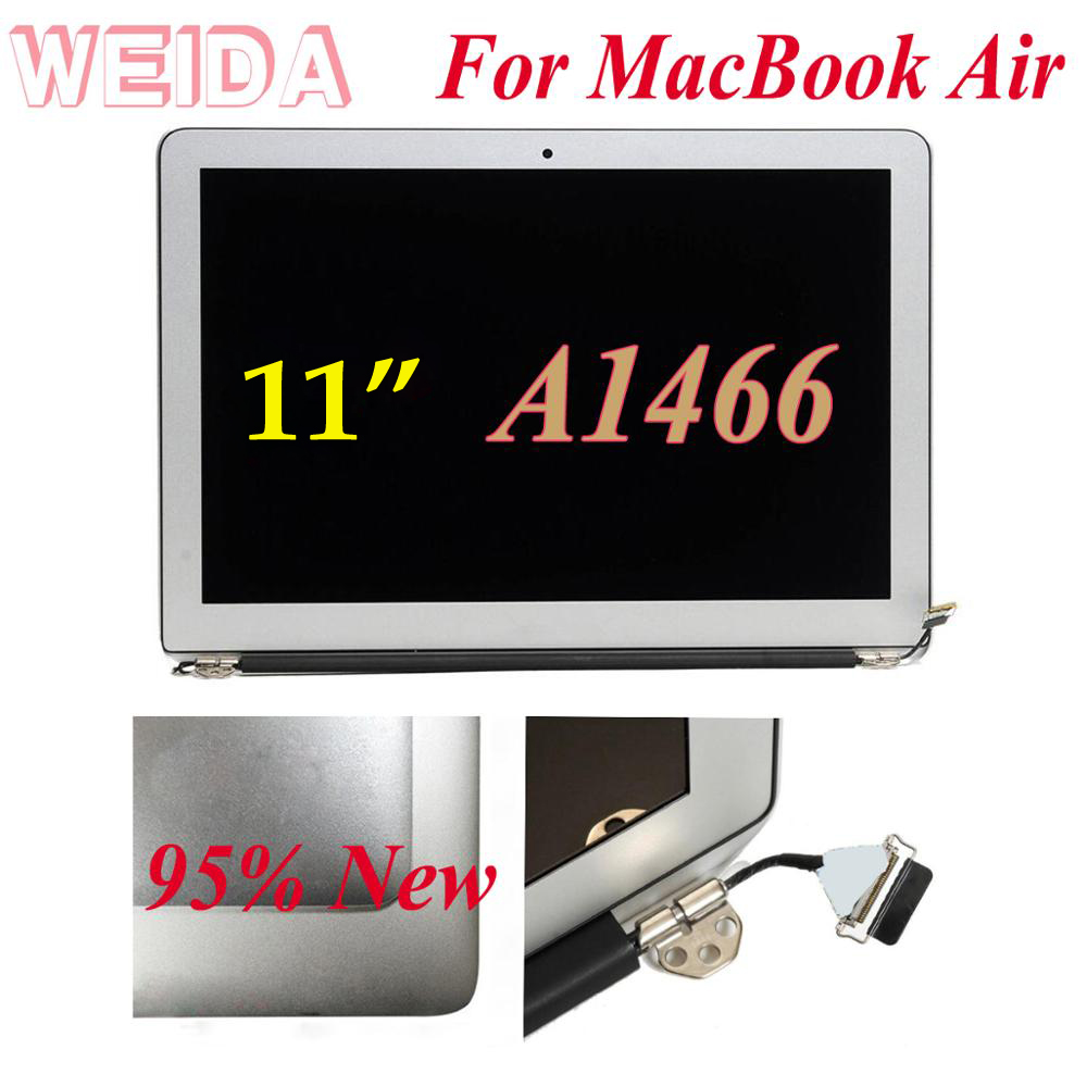 WEIDA 95 New LCD 11 For font b MacBook b font Air A1466 Display Touch Screen