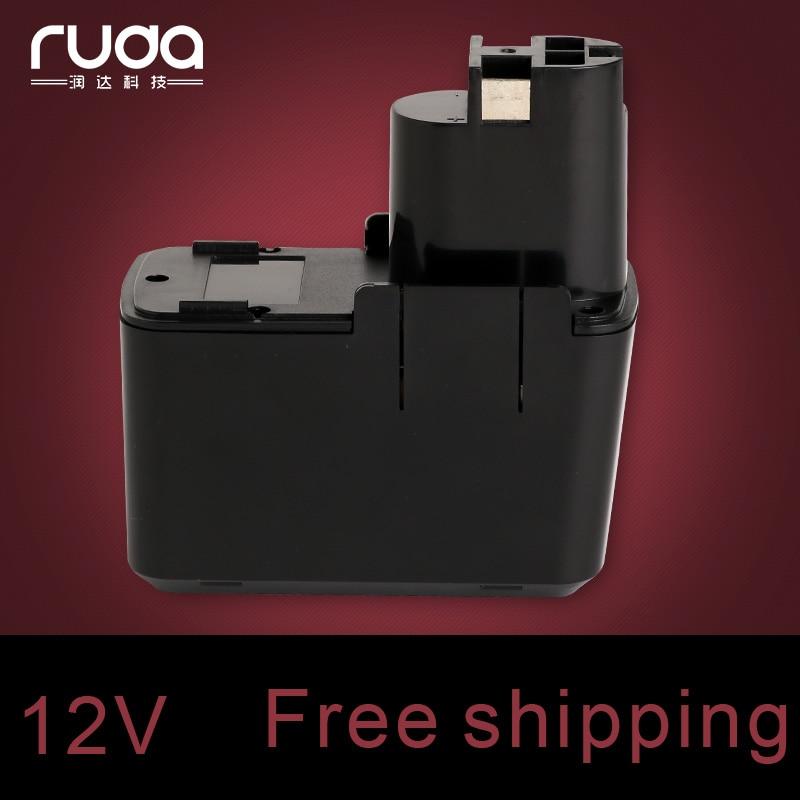 for BOSCH 12V 1300mAh power tool battery 2607335145,2607335148,2607335151,2607335172,2607335185,2607335243,2607335244,2607335250
