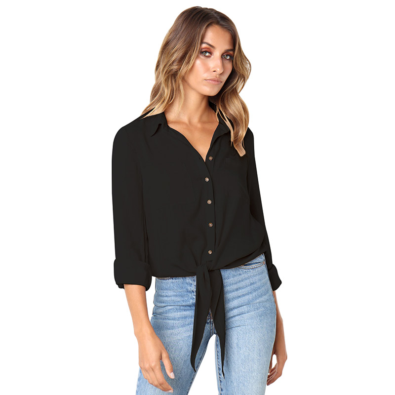 Black-Crushed-Linen-Button-Down-Casual-Shirt-LC251116-2-1