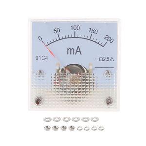 Tipo mecânico do ponteiro 1a/2a/3a/5a/10a/20ma/30ma/50ma/100ma/200ma/300ma/500ma