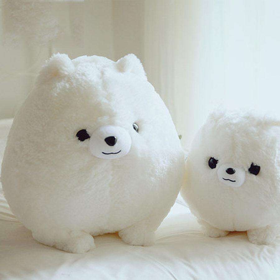 Cute Small Dog Pillow Stuffed Plush Toys Baby Toy Peluches Sloth Kawaii Corgi Shiba Inu Christmas Gifts For Kids 50D0051 30cm fat pet cats persian cat toys pembroke pillow plush toys soft stuffed animal plush dolls simulation peluches gifts kids