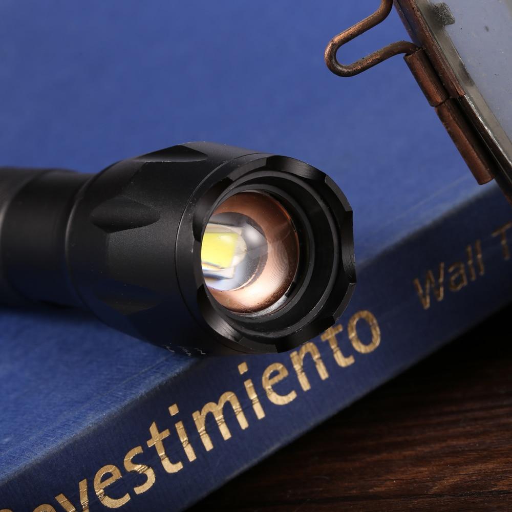 Lanternas e Lanternas foco tocha por 1*18650 bateria Tipo de Item : Lanternas
