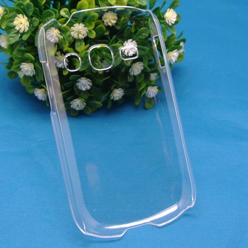 000b943756f Transparente Conchas caso para Samsung Galaxy Fame s6810 s6812 cubierta  original Fundas para móviles para Samsung Galaxy Fame s6810 s6812