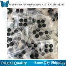 4 teile/los laptop Neue Gummi Füße für Für Macbook Uniboby A1278 A1286 A1297 Ersatz Gummi Unten Fall Füße