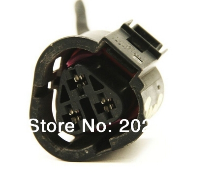 10pcs 3 way 1j0973203 radiator coolant temp sensor wiring. Black Bedroom Furniture Sets. Home Design Ideas