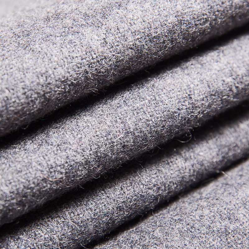 Femmes Laine Slim Pantalon Gris Mode Dames Automne Hiver Crayon Vêtements Maigre Robe Casual Chaud Carotte XwwRI