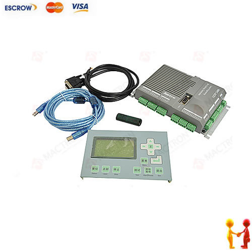 laser co2 dsp controller mpc6525 for laser engraving machine