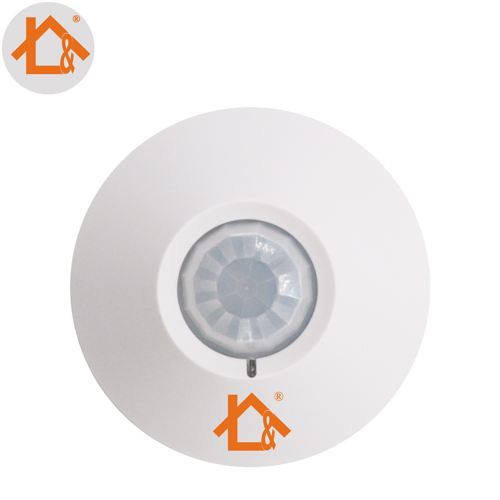 1 Piece Wired 360 Degree Detection Ceiling Pir Infrared Motion Sensor Superior (In) Quality