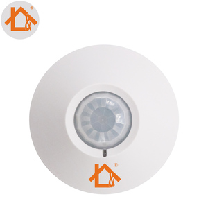 Image 1 - 1 piece Wired 360 Degree Detection Ceiling PIR Infrared Motion Sensor