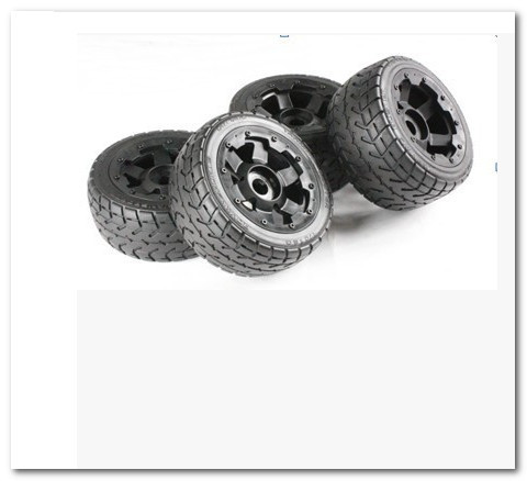 BAJA 5B II wheels road tire kit 85028-2 5 5 car obd2 ii