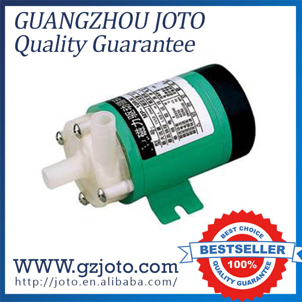 MP-6R(220V 60Hz 1phase) Mini Magnetic Drive Pump Plastic Non-Leakage Centrifugal Water Pump Protable Chemical Pump mp 55r china 220v engineering plastic magnetic drive pump big volume sea water pump industry magnetic centrifugal water pump
