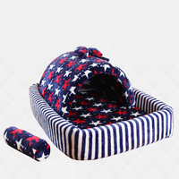 Dog Nesting Bed Large House High Quality Puppy Home Dogs Playpen Pet Casas Para Mascotas Animals Products 70Z1514