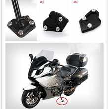 Подножка мотоцикла выдвижная пластина боковая подставка для BMW K1600GT K1600GTL 11-15