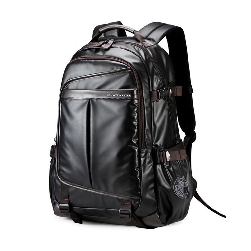 New Men's Backpack Men School Bag Men Waterproof Travel Bags College Casual Large Capacity Male Backpacks Men's Laptop Backpack t plants multifunctional men large capacity backpacks oxford laptop bag for 14 inch college backpacks comfort travel backpack