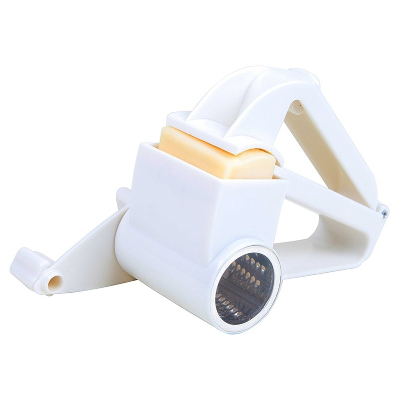 1PC <font><b>Cheese</b></font> Tools <font><b>Cheese</b></font> <font><b>Graters</b></font> Hand-Cranked <font><b>Cheese</b></font> <font><b>Grater</b></font> <font><b>Rotary</b></font> Ginger Chocolate Cutter with <font><b>Stainless</b></font> <font><b>Steel</b></font> Drum HB image
