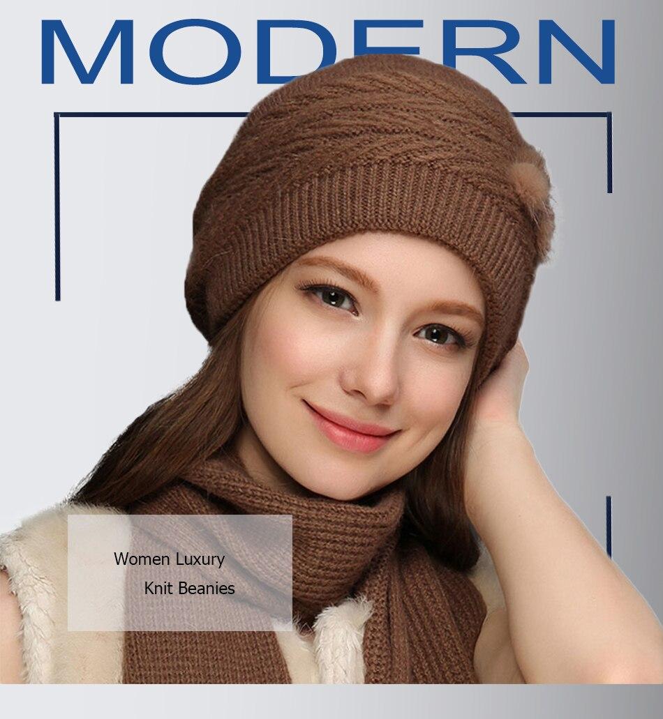10561d1059e bonnet femme hiver winter cap bonnet femme winter hat chapeau femme women  hat