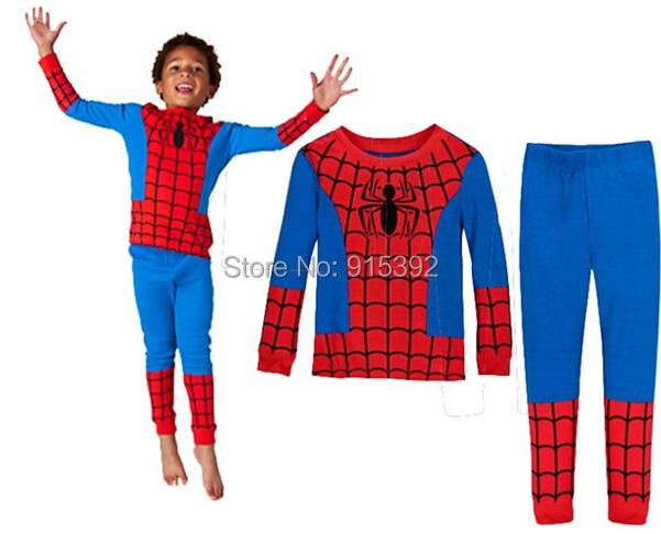Popular Spiderman Pajamas 4t-Buy Cheap Spiderman Pajamas 4t lots ...