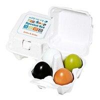HOLIKA HOLIKA Egg Soap Special Set 50g 4ea 4 Type Egg Soap