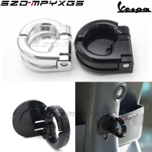 Aluminum Motorcycle Hook Luggage Helmet Claw Hanger Universal Storage Holder for Vespa All Model GTS 300 GTV LX LT